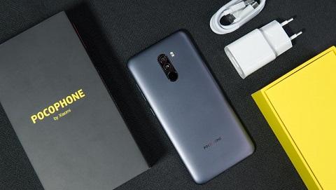 Vì sao nên mua Xiaomi Pocophone F1 tại Đức Huy Mobile?