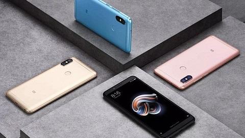 Lộ ảnh trên tay Xiaomi Redmi 6 phiên bản Rose Gold
