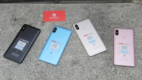 Xiaomi Redmi Note 5 Pro lên kệ Đức Huy Mobile, giá từ 3.7 triệu đồng