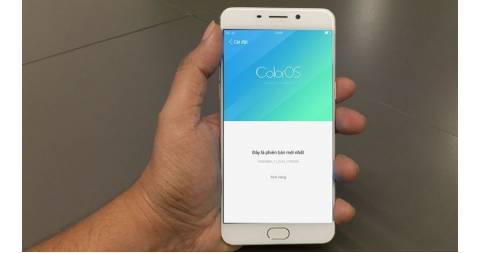 Cập nhật Android 6.0 cho Oppo F1s và Oppo F1s Plus