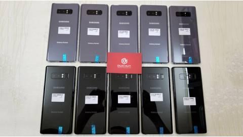 Hình ảnh Samsung Galaxy Note 8 cũ giá hơn 14 triệu quyến rũ