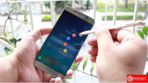 Samsung Galaxy Note 5 Mỹ cũ và những điều bạn chưa biết
