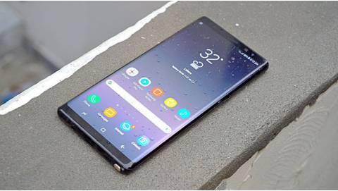 Samsung Galaxy Note 8 cũ và 5 cải tiến đáng giá nhất