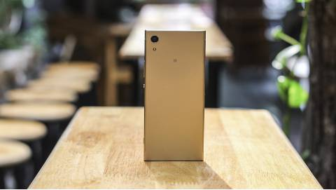 Trên tay Sony Xperia XA1: thiết kế tuyệt đẹp, giá khoảng 6 triệu