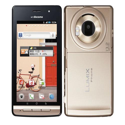 Docomo Panasonic LUMIX Phone P-02D (P02D)