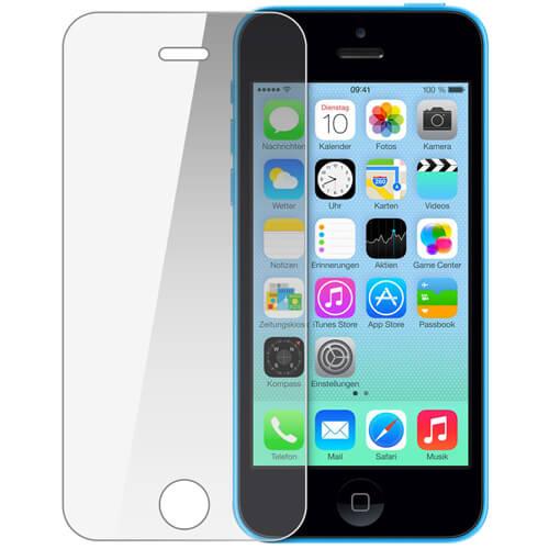 Miếng dán kính cường lực iPhone 5C