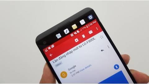 Mua LG V20 2 sim giá dưới 8 triệu, đây là thời cơ tốt