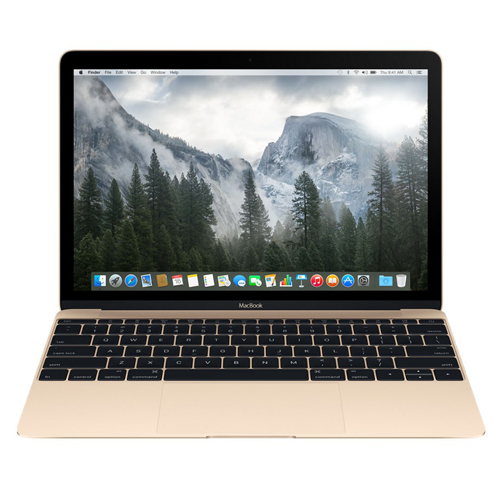 The New MacBook 1,2GHz – MF865 (Silver)