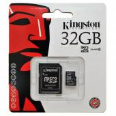 Thẻ nhớ Micro SD 32GB Kingston Class 10