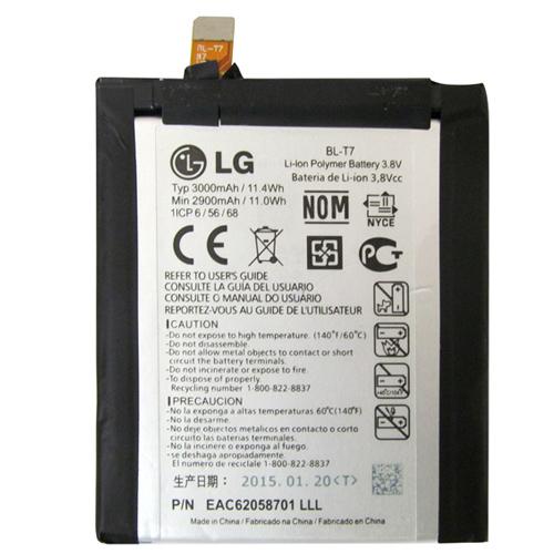 Thay pin LG G2 (D802)