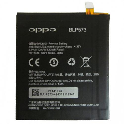 Thay pin Oppo F1S 2017