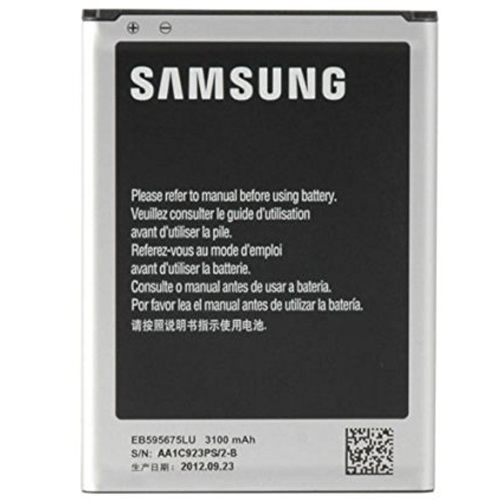 Thay pin Samsung Galaxy Note 2 (Note II)