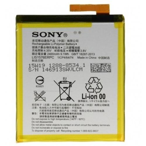 Thay pin Sony Xperia C4
