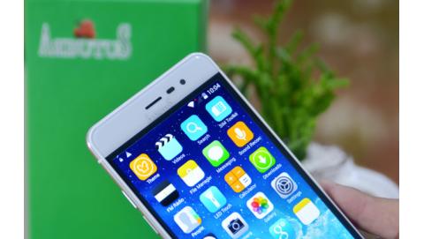 Arbutus AR5 – Smartphone mang thiết kế, công nghệ Nhật đến với người dùng Việt