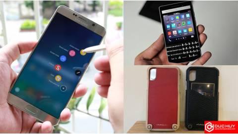 Điểm tin 05/06: Giá Note 5 và BlackBerry P'9983 giảm bất chấp, Xiaomi Mi 6X tung chiêu