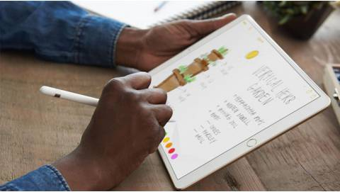 iPad Pro 10.5 inch mê hoặc iFan với 5 ưu điểm nổi bật
