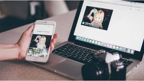 Hướng dẫn chuyển ảnh giữa iPhone với thiết bị khác không cần dây