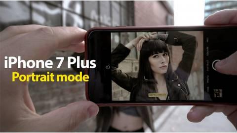 Hướng dẫn chuyển ảnh xoá phông thành ảnh thường trên iPhone 7 Plus chạy iOS 11