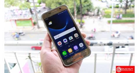 Đánh giá pin Samsung Galaxy S7 Active đối đầu Galaxy Note 5