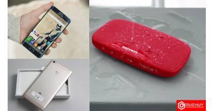 Điểm tin 08/06: Galaxy S6 Edge Plus đại chiến Mi Max, Loa Samsung Level Box Slim giá còn 800 ngàn