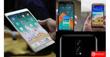 Điểm tin 07/06: Samsung Galaxy Note 8 đẹp hú hồn, Galaxy S6