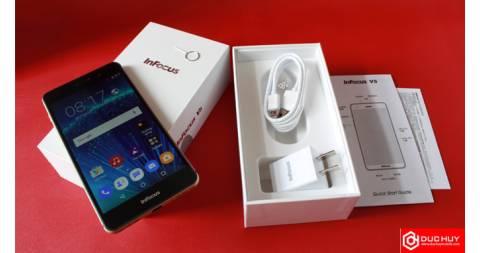 InFocus M560 - Smartphone chơi game tốt, giá tầm 2 triệu