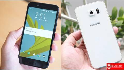 Samsung Galaxy S6 và HTC 10 Evo về giá hấp dẫn hơn 3 triệu đồng