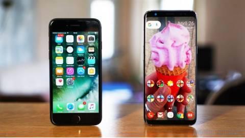 11 tính năng iOS 11 nên hoàn thiện để cạnh tranh với Android