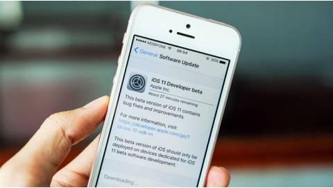 Hướng dẫn cập nhật iOS 11 beta 2 vá lỗi