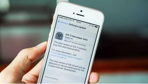 Hướng dẫn cập nhật iOS 11 Developer Beta 3
