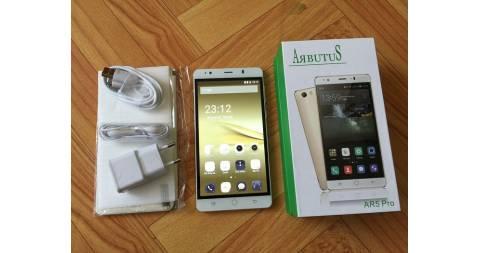 Đập hộp Arbutus AR5 Pro – Smartphone màn hình 6inch, giá 2 triệu