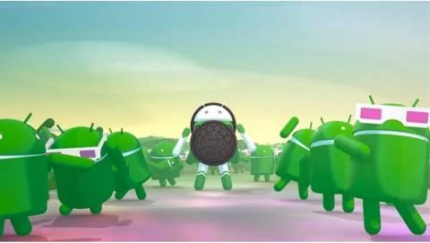 Link tải nhạc chuông, âm thông báo, hình nền Android Oreo