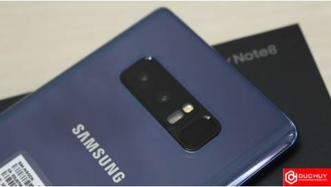 Ngắm ảnh chụp xóa phông từ camera Samsung Galaxy Note 8