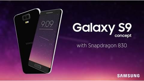 Concept Samsung Galaxy S9 đẹp không thua gì iPhone X