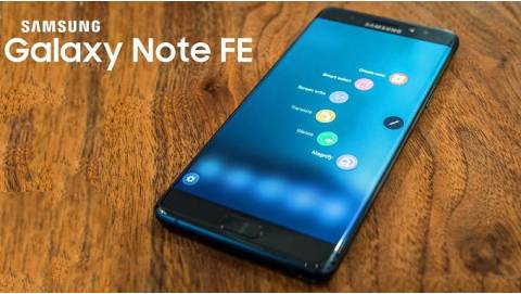 Samsung Galaxy Note FE có đủ sức vượt mặt LG G6?