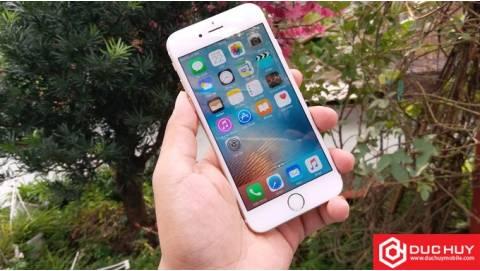 Hướng dẫn mua trả góp iPhone 6 cũ giá rẻ, thủ tục đơn giản