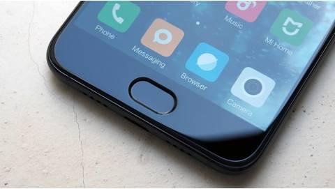 Xiaomi Mi6 liệu có cảm biến vân tay tích hợp vào màn hình?