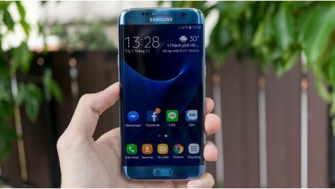 Cách cài đặt trợ lý ảo Bixby cho Samsung Galaxy S7 Edge