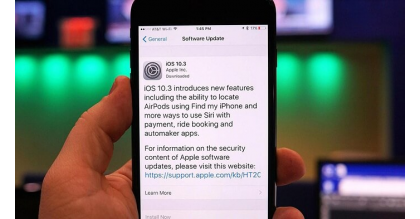 """Cách cập nhật iOS 10.3 thông qua 3uTools """"đánh nhanh – rút gọn"""""""