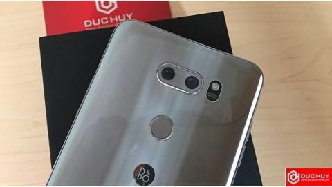 Trên tay LG V30 giá 15 triệu vừa lên kệ tại Đức Huy Mobile