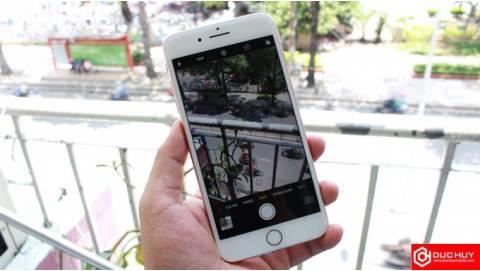 Cách biến camera iPhone 7 Plus chụp ảnh đẹp như iPhone X