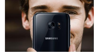 Kích hoạt camera Samsung Galaxy S7 không cần mở khóa