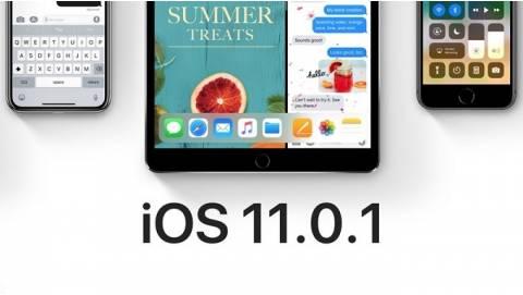 Cách cập nhật iOS 11.0.1 vá lỗi bảo mật cho iPhone, iPad