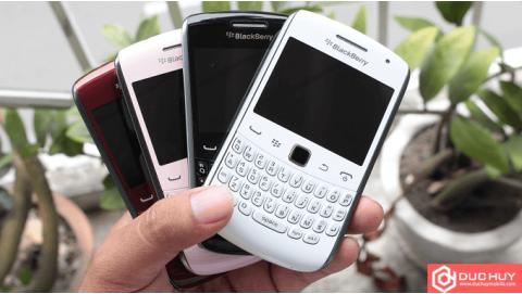 Lý do nên mua BlackBerry Curve 9360 giá rẻ cho việc liên lạc
