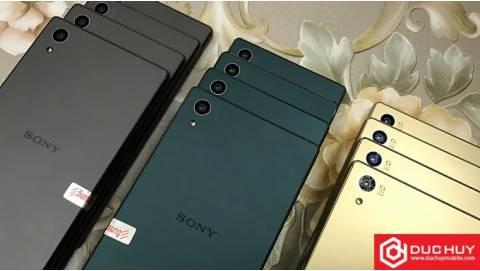 Hình ảnh Sony Xperia Z5 cũ đầy khác biệt tầm giá 4 triệu