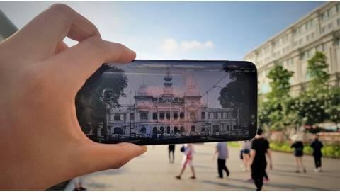 Chụp ảnh xóa phông trên Galaxy S8/S8 Plus siêu vi diệu