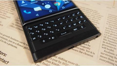 Blackberry Priv - Đỉnh cao bảo mật, lý tưởng cho doanh nhân