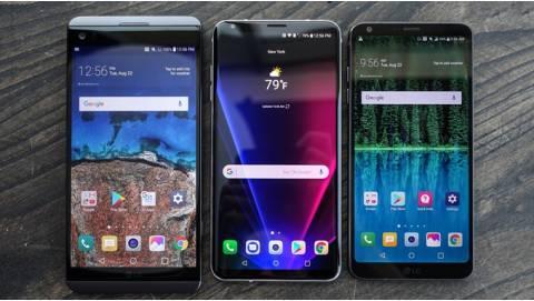 Có nên mua LG V30 xách tay về Việt Nam giá hơn 17 triệu?