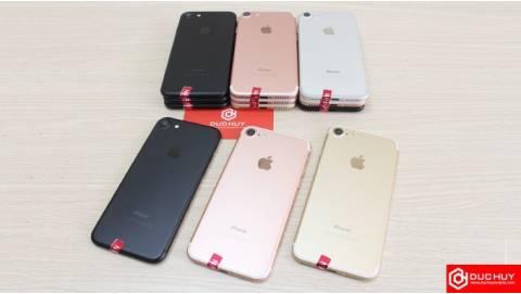 Danh sách iPhone 7 cũ giá rẻ nên mua thời điểm này