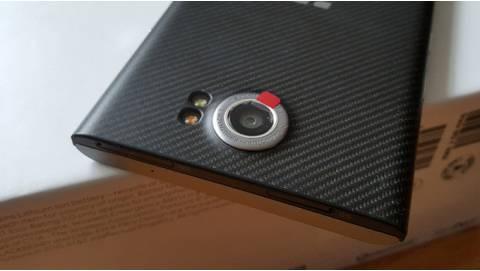 Đập hộp BlackBerry Priv - Flagship cấu hình khủng giá đã giảm gần 8 triệu